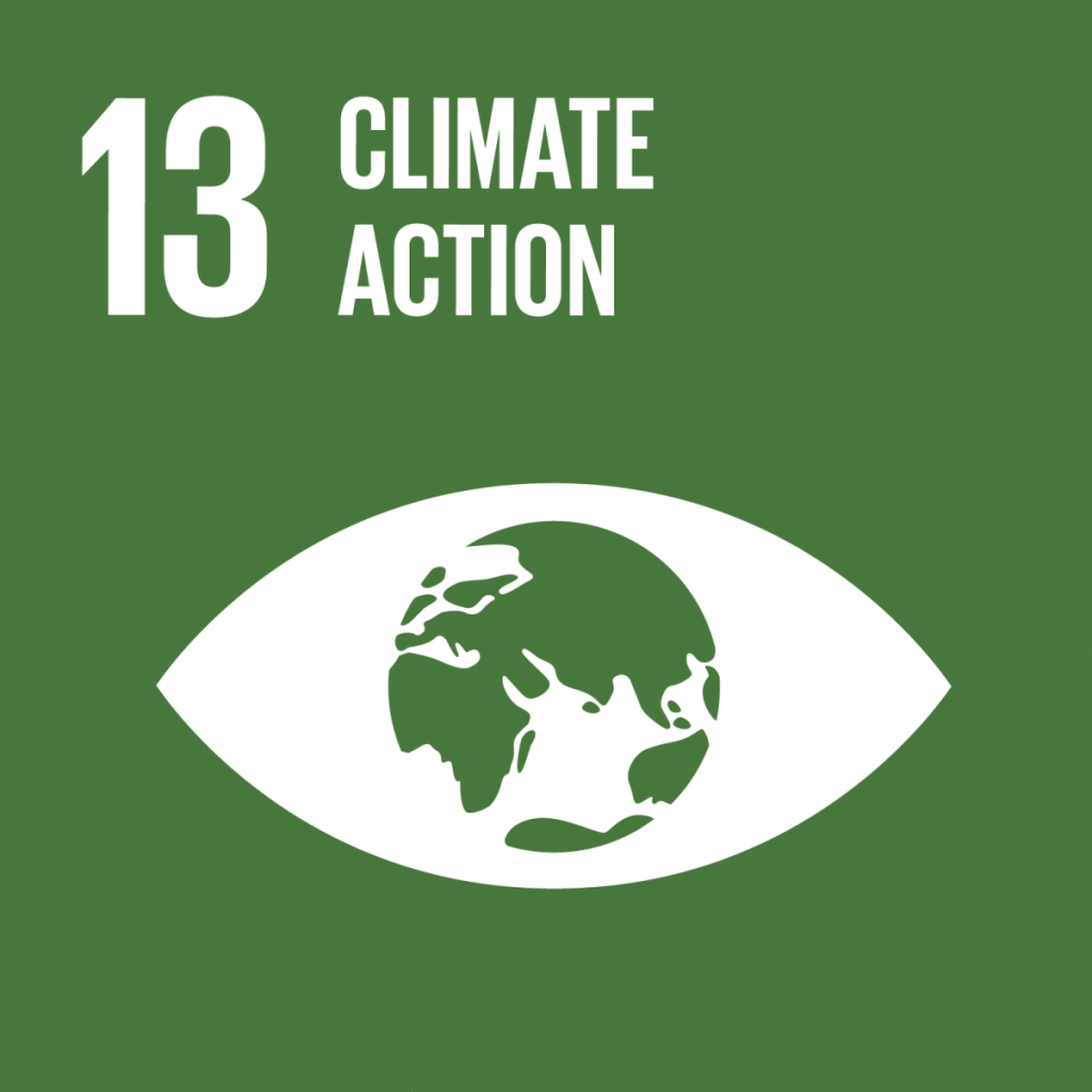 sustainable development goal number 13: climate action